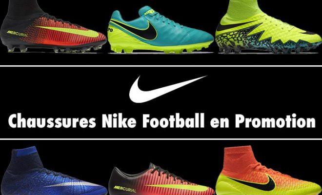 chaussure nike promo