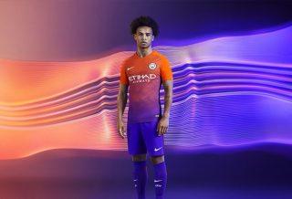 Troisième Maillot Manchester City saison 2016-2017