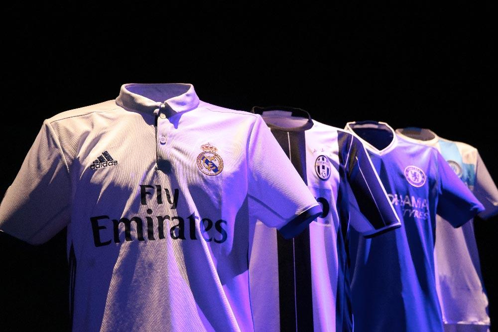 maillots de foot adidas saison 2017