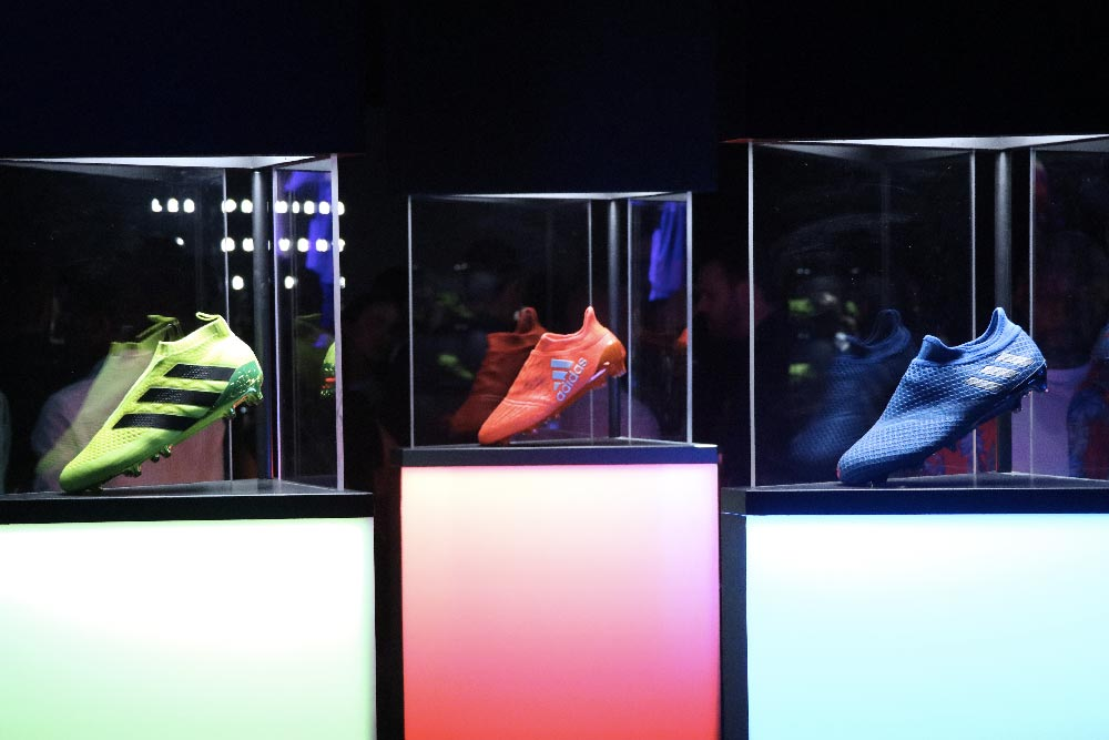 stadium of lights chaussures football adidas
