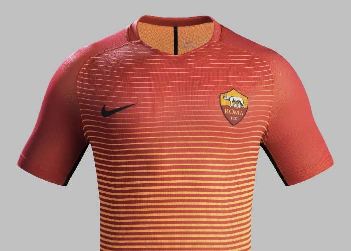 Troisième Maillot AS Roma 2016 2017