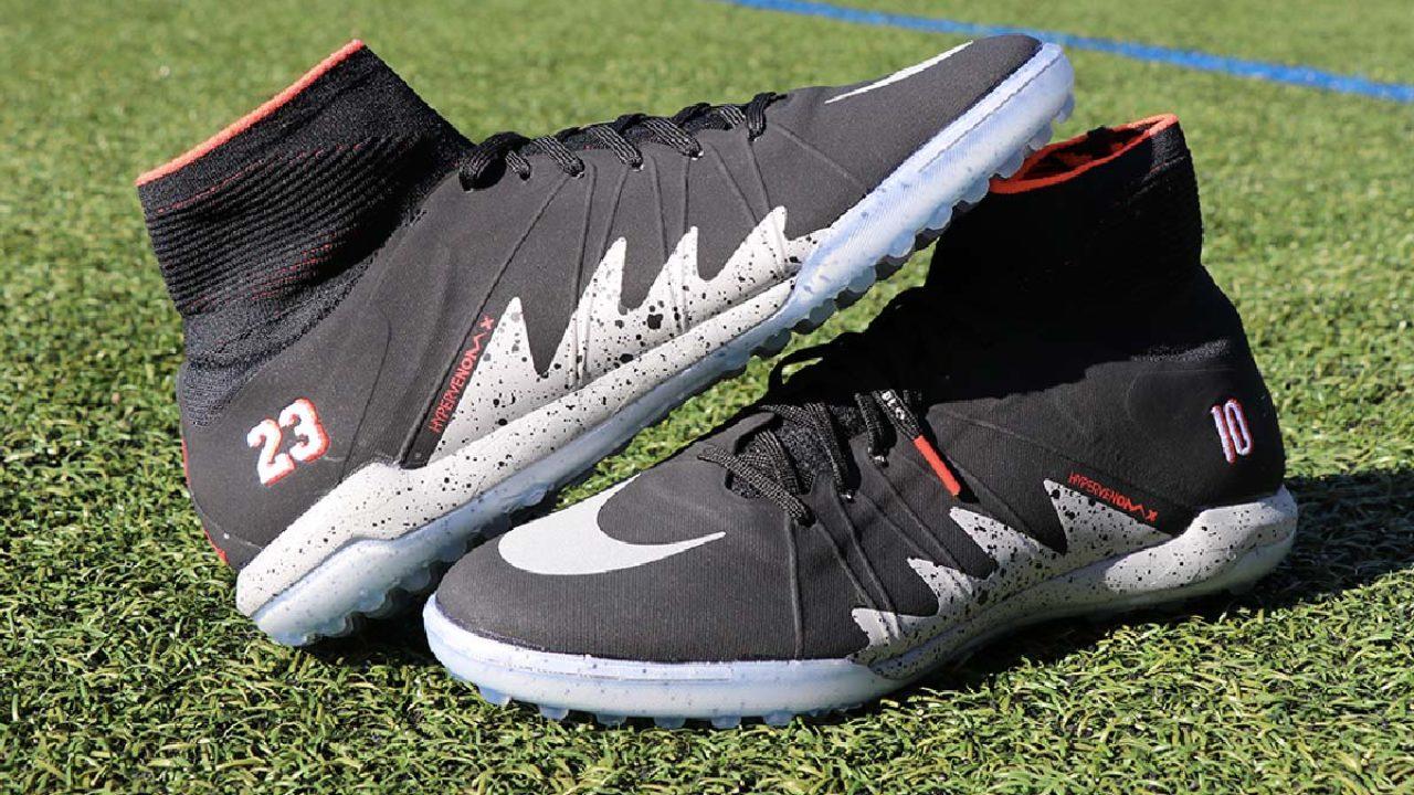 Test Chaussure Foot Nike HypervenomX Neymar Jordan