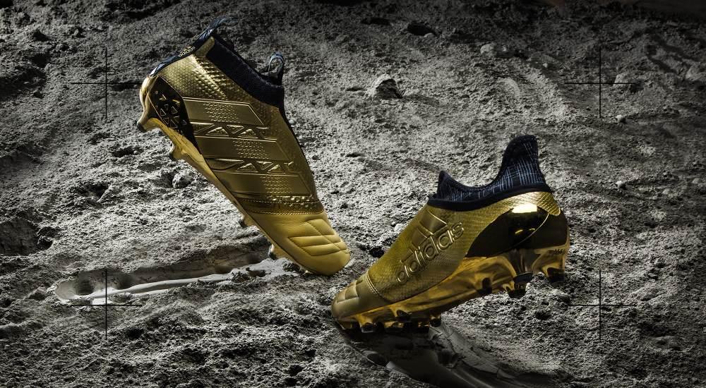 adidas « Space Craft » pack, les nouveaux crampons stylés