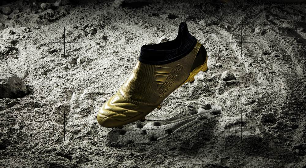 Chaussure foot adidas X16+ PURECHAOS Space Craft