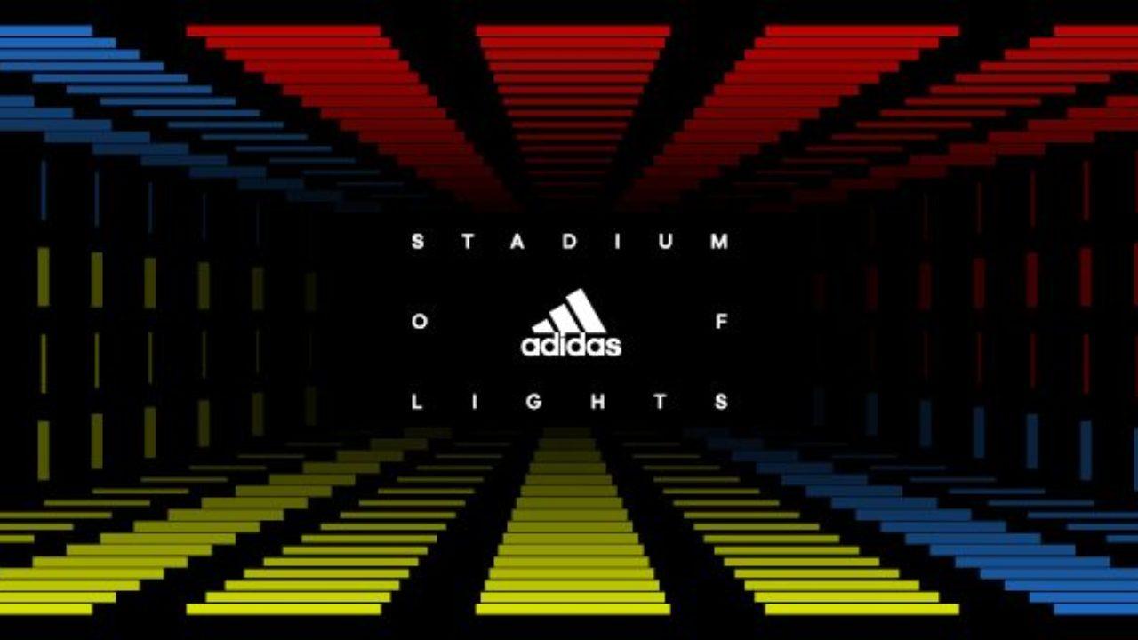 adidas Stadium of Lights à Paris : Découvre le football du futur