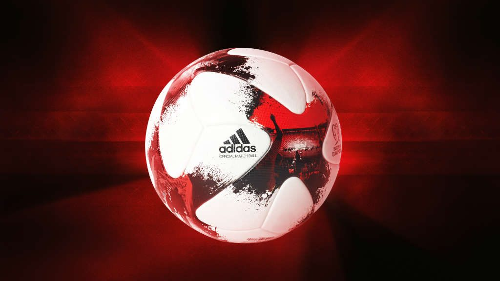 Ballon adidas pour les qualifications de la coupe du monde 2018