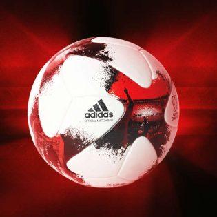 Nouveau ballon adidas pour les éliminatoires de la Coupe du Monde 2018
