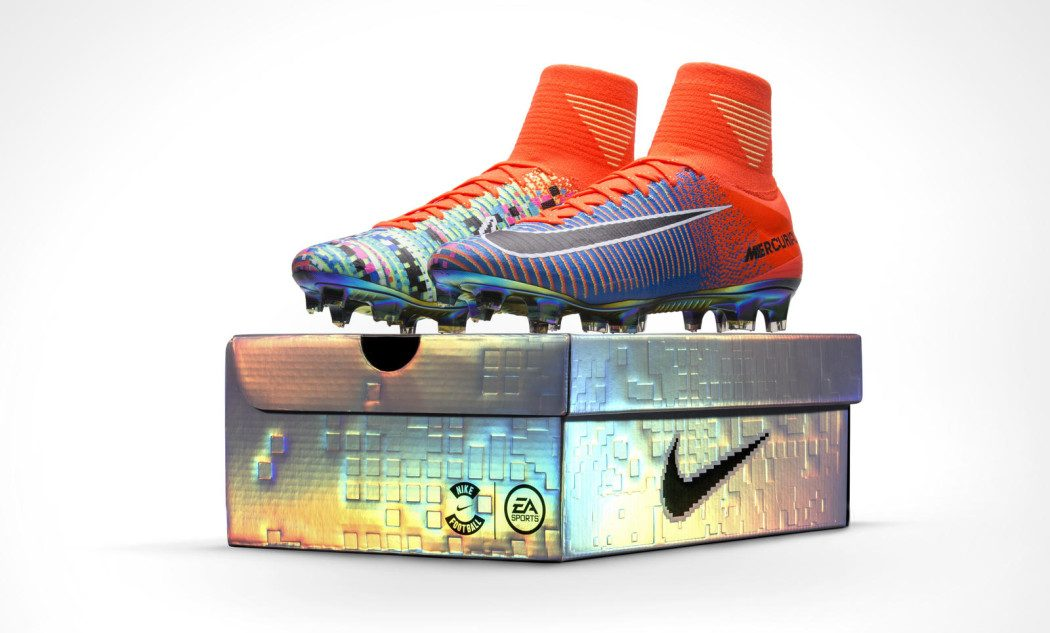 chaussures de football nike mercurial