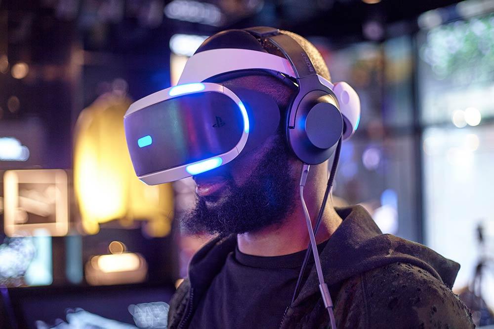 nouveau casque PlayStation®VR