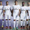 troisième maillot Blanc du Paris Saint-Germain Saison 2016-2017