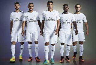 Nike dévoile le 3ème maillot du PSG pour la saison 2016-2017