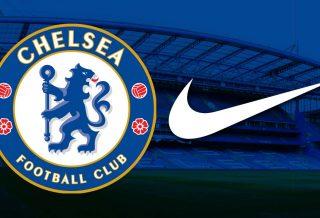Nike l'équipementier officiel de Chelsea en 2017