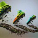 nike football presente la revolution de la traction système anti-boue