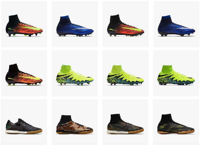 Soldes Nike Football - Code Promo FA1016