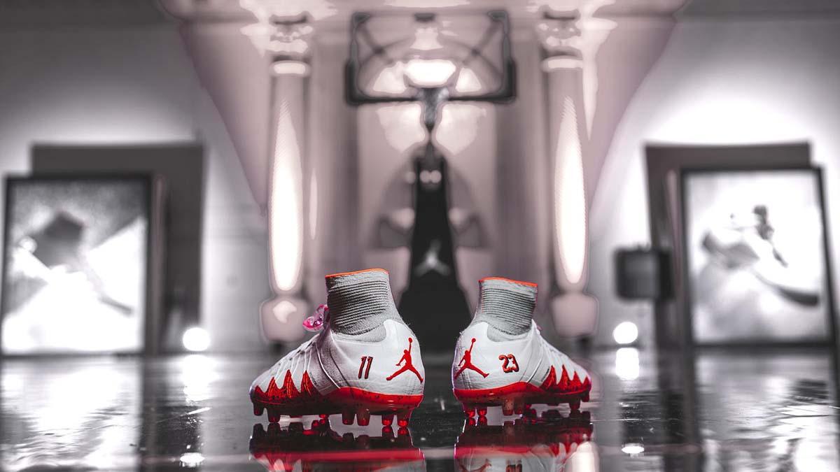 Nike Hypervenom Phantom II Neymar Jordan V2