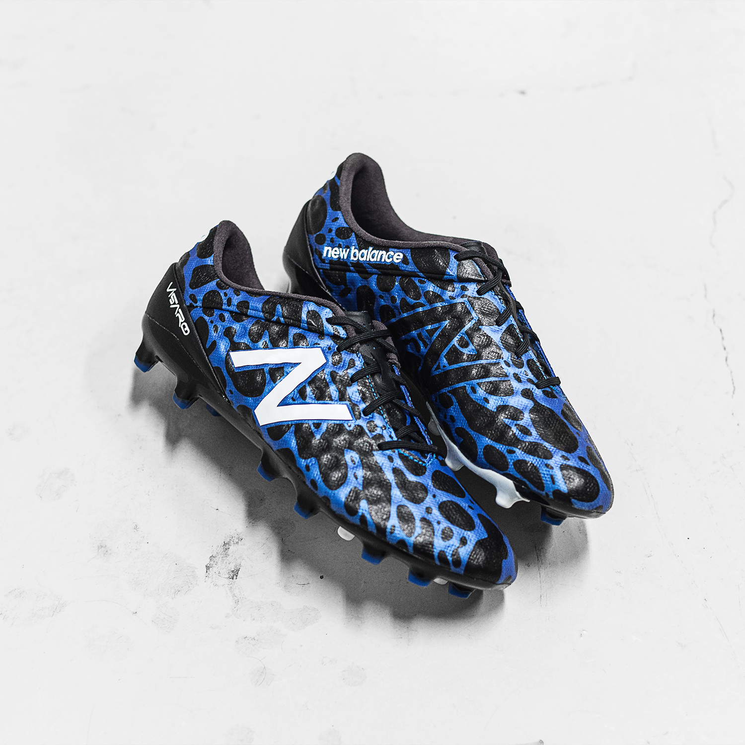chaussures de football New Balance Visaro Signal Edition