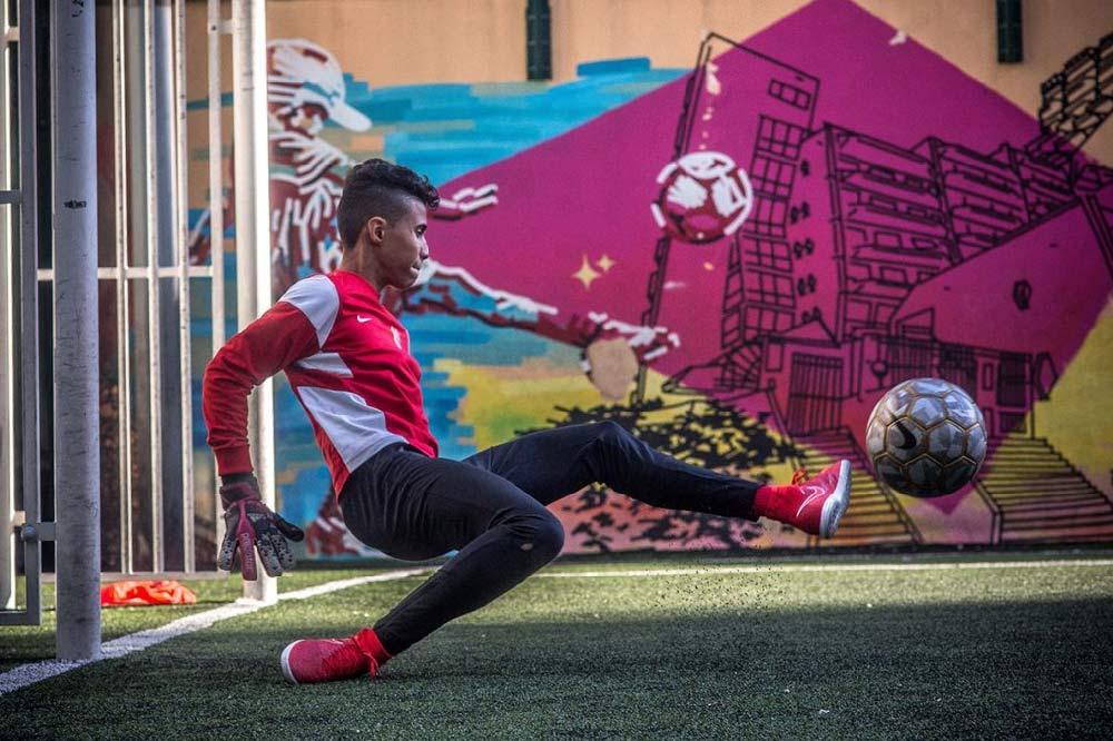Ballon sur Bitume documentaire sur le street football