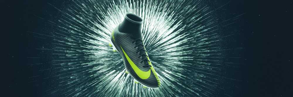 chaussure nike mercurial superfly V CR7 discovery