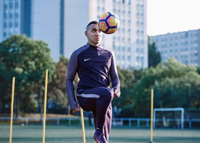 dimitri payet seance training nike football