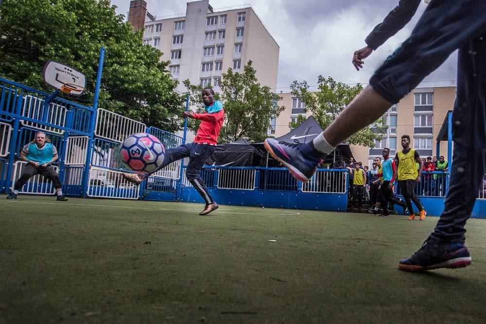 Documentaire Ballon sur Bitume sur la culture street football