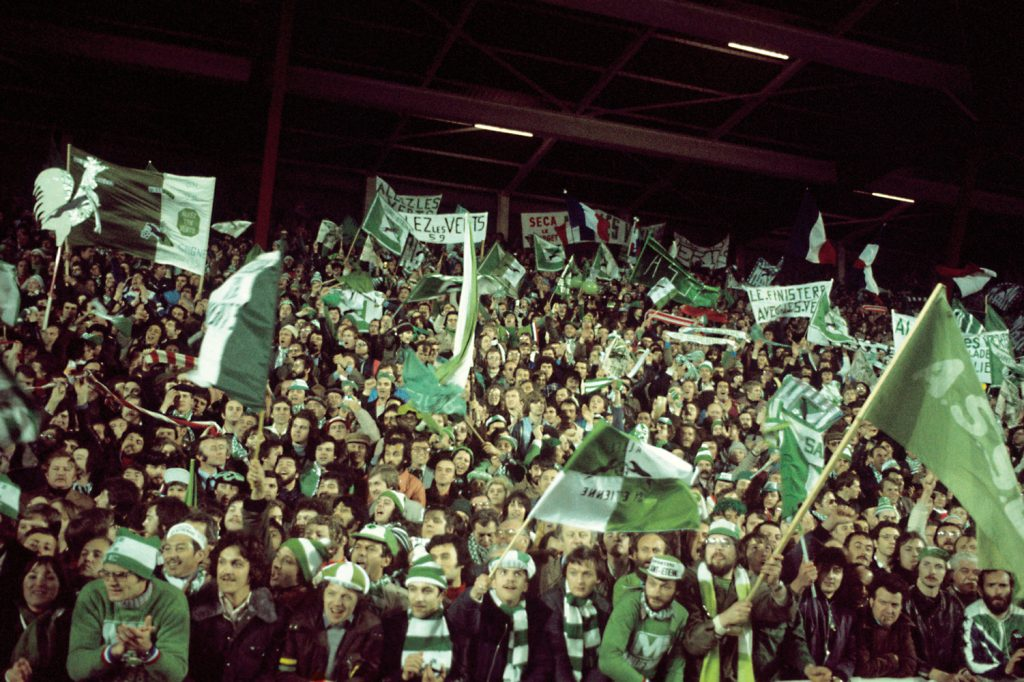 Photo Archives Supporters ASSE