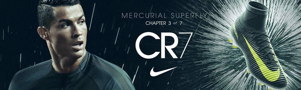 acheter Nike Mercurial Superfly V CR7
