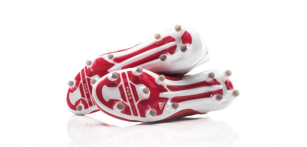 semelle Sprintframe de la chaussure adidas COPA 17.1 Red Limit