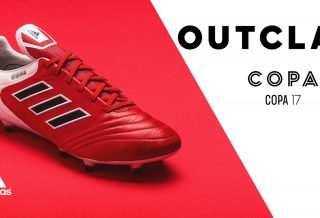 adidas COPA 17.1 Red Limit