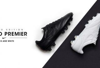 Nike Tiempo Premier Black & White