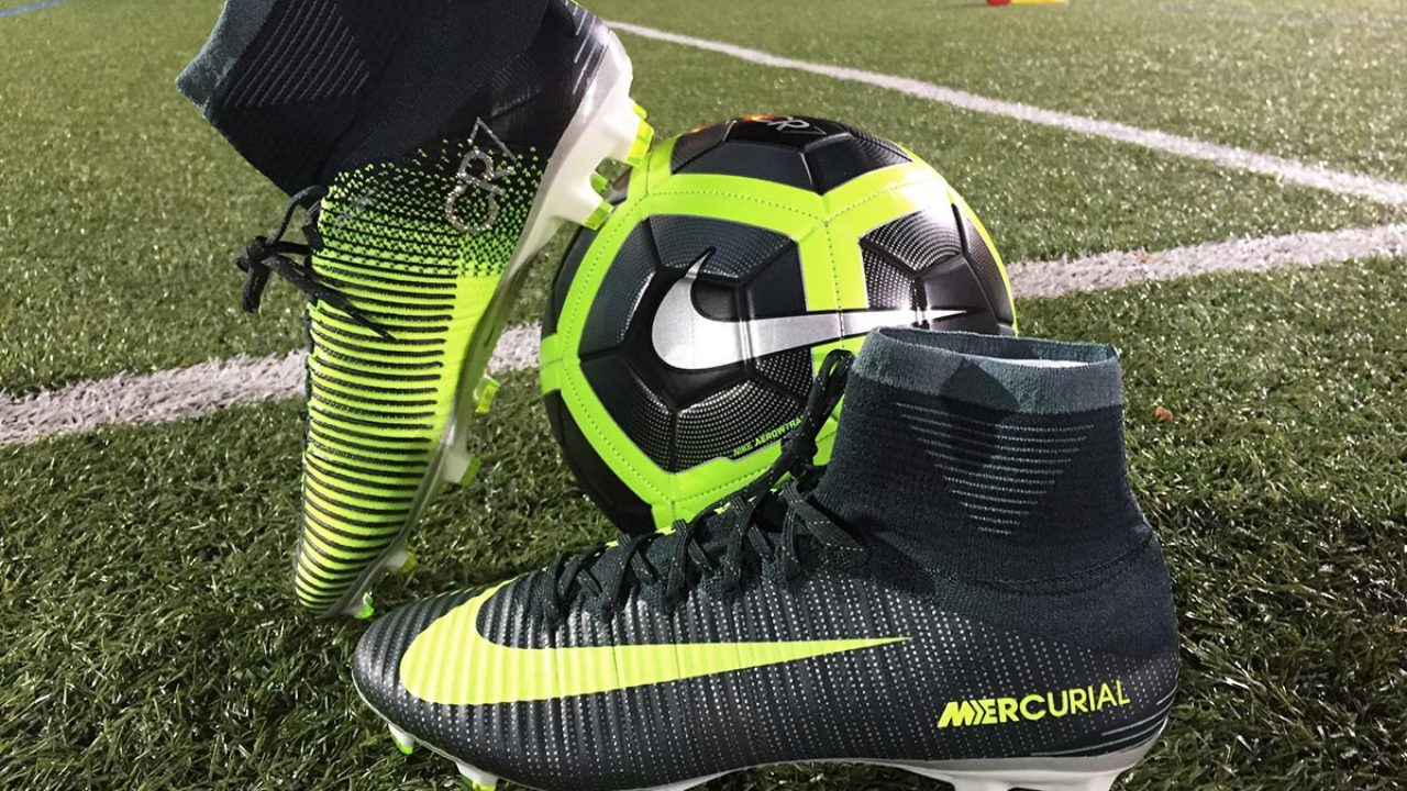Test Nike Mercurial Superfly V CR7 «Discovery»
