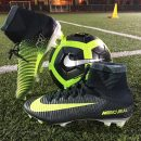 test chaussure foot nike mercurial superfly v cr7 Discovery