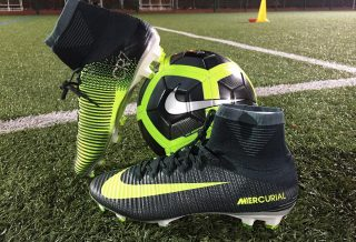 Test Chaussure Nike Mercurial Superfly V CR7 « Discovery »