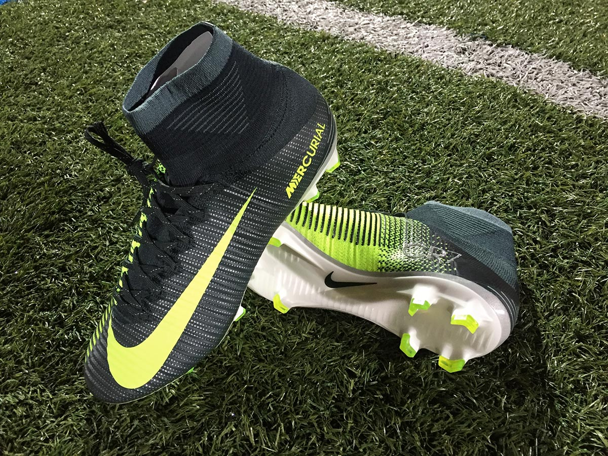chaussure de football nike mercurial superfly cr7 Ronaldo