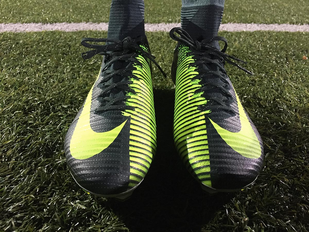 0b22eafc219 Test Nike Mercurial Superfly V CR7 «Discovery»