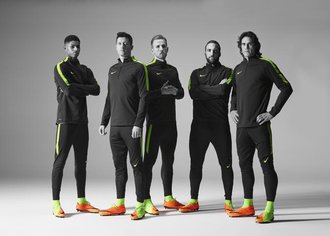 Ambassadeurs Nike Football Hypervenom 3