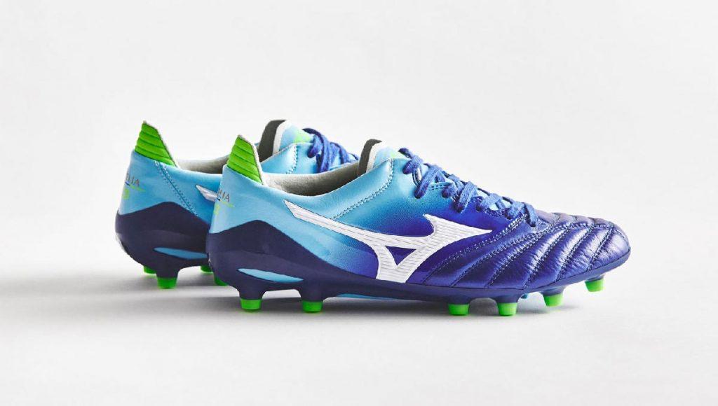 Chaussure Football Mizuno Morelia Neo II Mazarine Blue