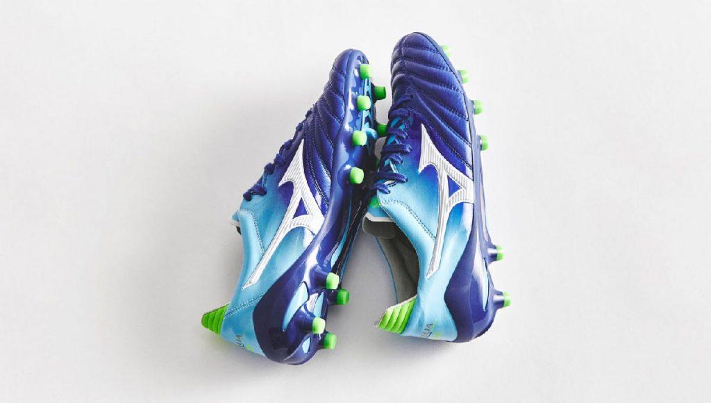 Chaussure Football Mizuno Morelia Neo 2 Mazarine Blue