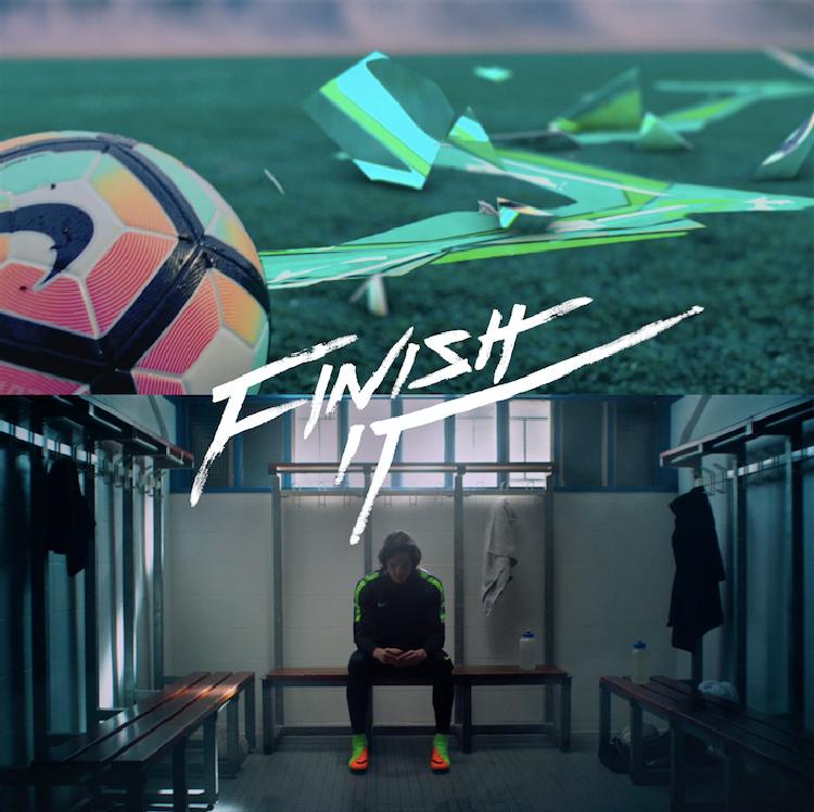 pretty nice 76538 58a6c Video Nike Hypervenom 3 – Edison Cavani   Foot Inside