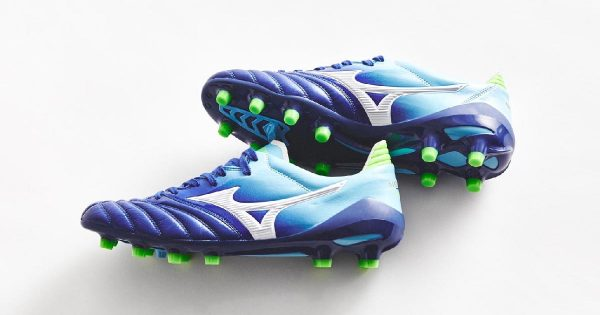 Chaussures de Foot Mizuno Morelia Neo 2 Mazarine Blue