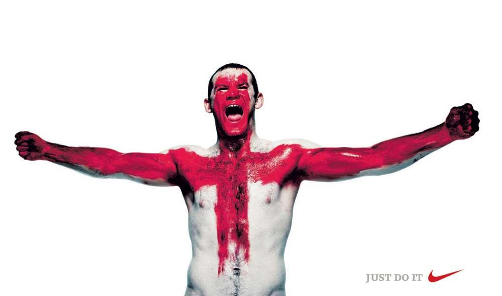Pub Nike Wayne Rooney 2006