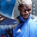 adidas Football Collection Blue Blast