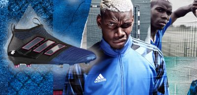 adidas Football Collection Blue Blast