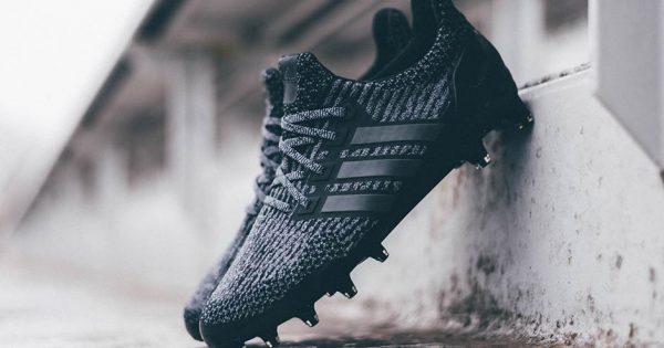 adidas ultra boost cleats triple black