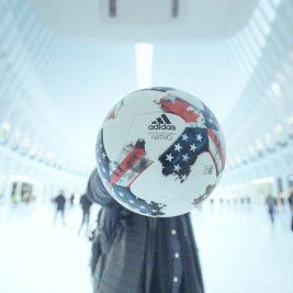 Ballon adidas football MLS Nativo 2017