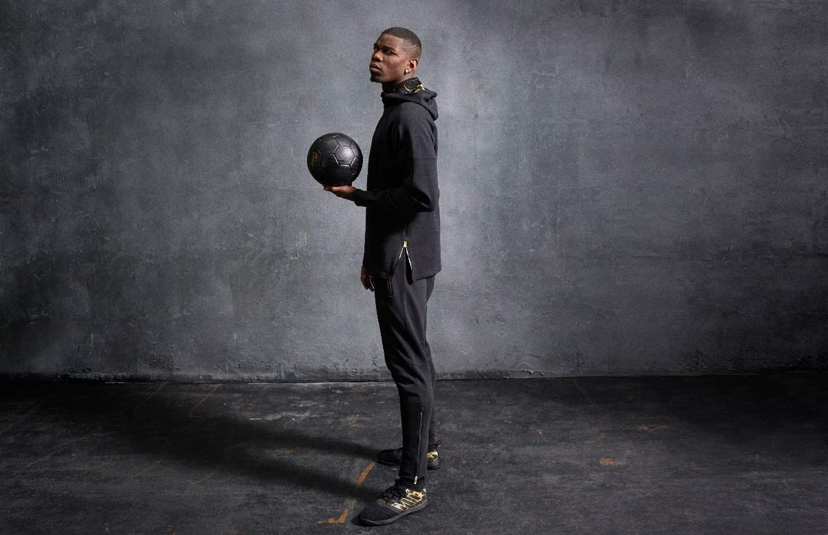 Collection PP adidas Football X Paul Pogba