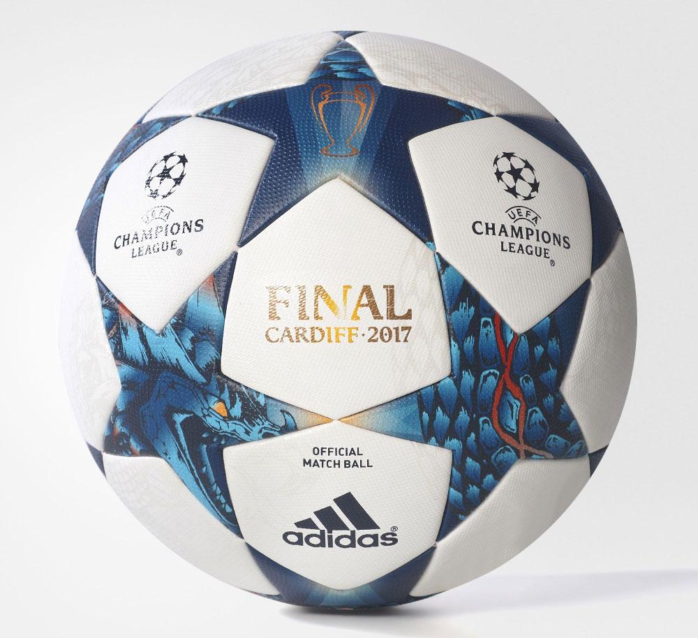 Ballon adidas Finale Cardiff UEFA Champions League