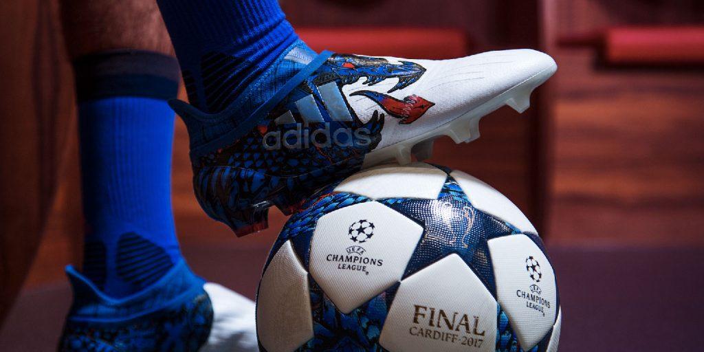 ballon de foot adidas de la finale de la Ligue des Champions 2017