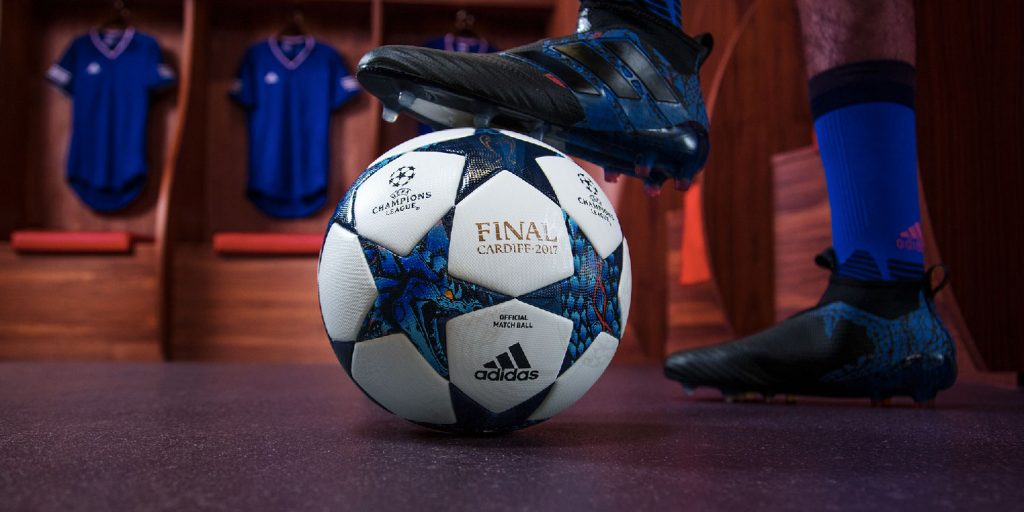 Ballon-de-football-adidas-finale-UEFA-Champions-League