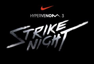 Nike Strike Night - Hypervenom 3