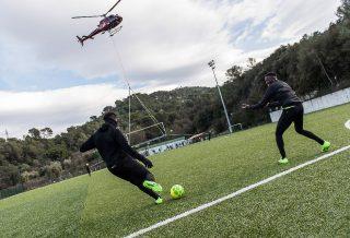 Puma lance l'Ultimate Score Challenge avec Mario Balotelli